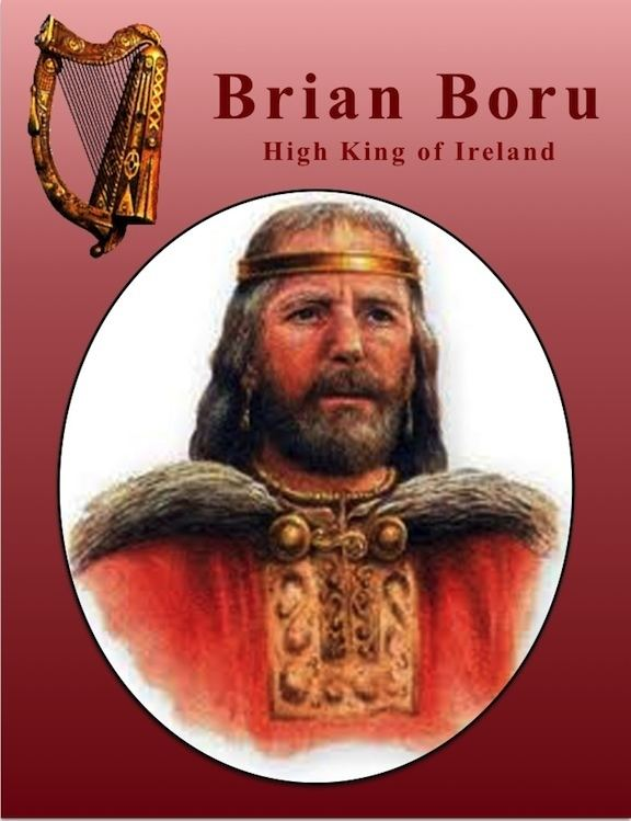 Brian Boru East Clare Scariff Bed and Breakfast Clareville House