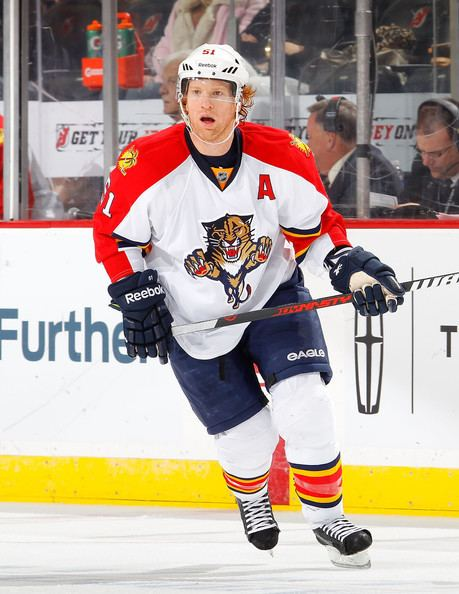 Brian Campbell Brian Campbell Pictures Florida Panthers v New Jersey