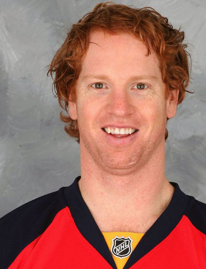 Brian Campbell Brian Campbell Florida Panthers National Hockey League
