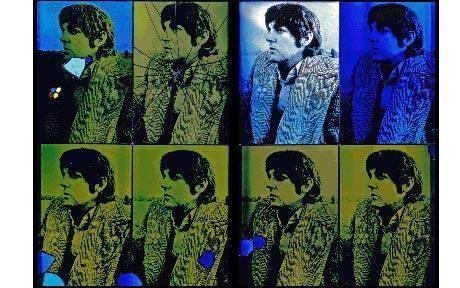 Brian Clarke (artist) Brian Clarke rock star of stained glass Telegraph
