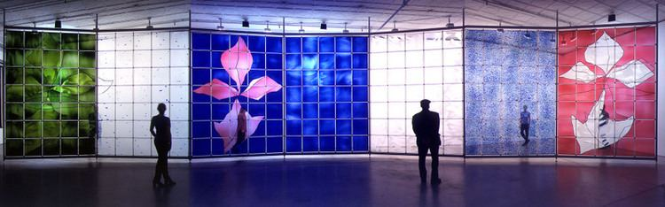 Brian Clarke (artist) Brian Clarke 04 Exhibitions