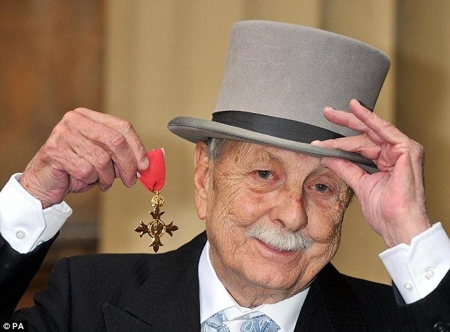 Brian Clemens Brian Clemens dies aged 83 Daily Mail Online
