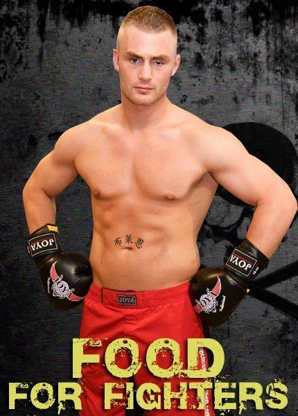 Brian Douwes Karteros Food for Fighters