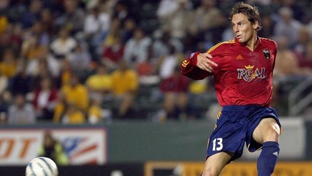Brian Dunseth On This Date Jan 19 2005 RSL acquires Brian Dunseth Real Salt