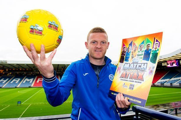 Brian Easton (footballer) St Johnstone star Brian Easton Tommy Wright moving to