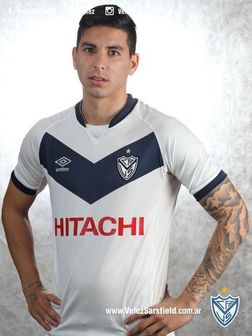 Brian Ferreira C A Vlez Sarsfield Ftbol Plantel profesional y