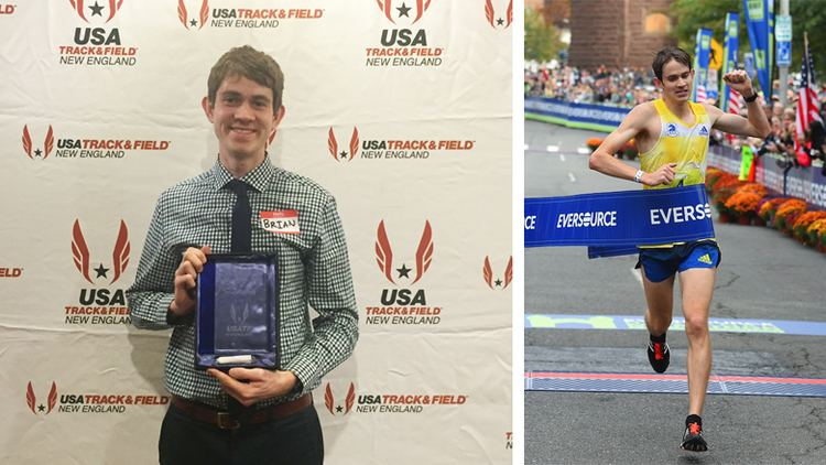 Brian Harvey (athlete) Brian Harvey named Male Athlete of the Year at the USATF New England