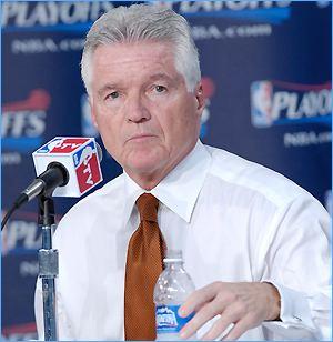 Brian Hill (basketball) coach