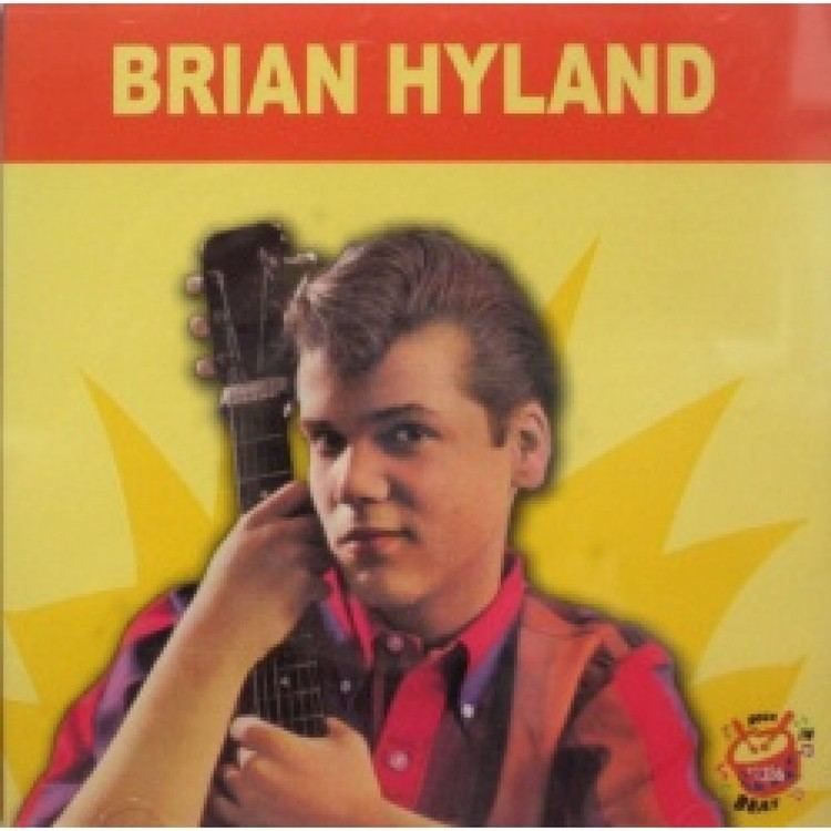 Brian Hyland Crystal Ball Records Classic Hits Oldies Music Rare