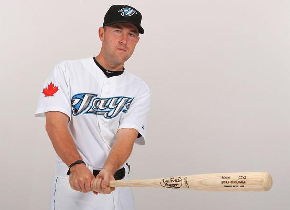Brian Jeroloman Brian Jeroloman Pictures Toronto Blue Jays Photo Day