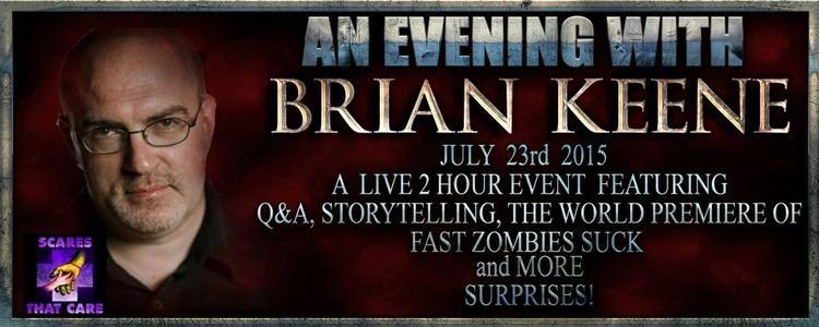 Brian Keene AN EVENING WITH BRIAN KEENE Updated Brian Keene
