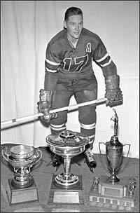 Brian Kilrea Legends of Hockey Spotlight One on One with Brian Kilrea