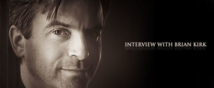 Brian Kirk Interview With Brian Kirk