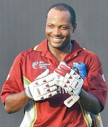 Brian lara was born in Cantaro Santa Cruz Trinidad and Tobago a
