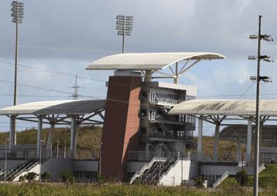 Brian Lara Stadium TAROUBA Brian Lara Cricket Academy 15000 seats Com