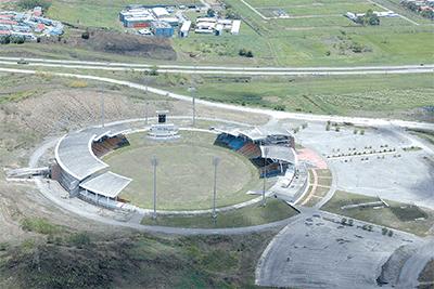 Brian Lara Stadium Cricket board wants Brian Lara Stadium The Trinidad Guardian Newspaper