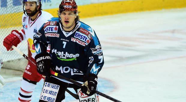 Brian Lebler Eishockey Brian Lebler wechselt zum ERC Ingolstadt