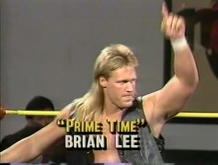 Brian Lee (wrestler) Whatever happened to Brian Lee Ring the Damn Bell