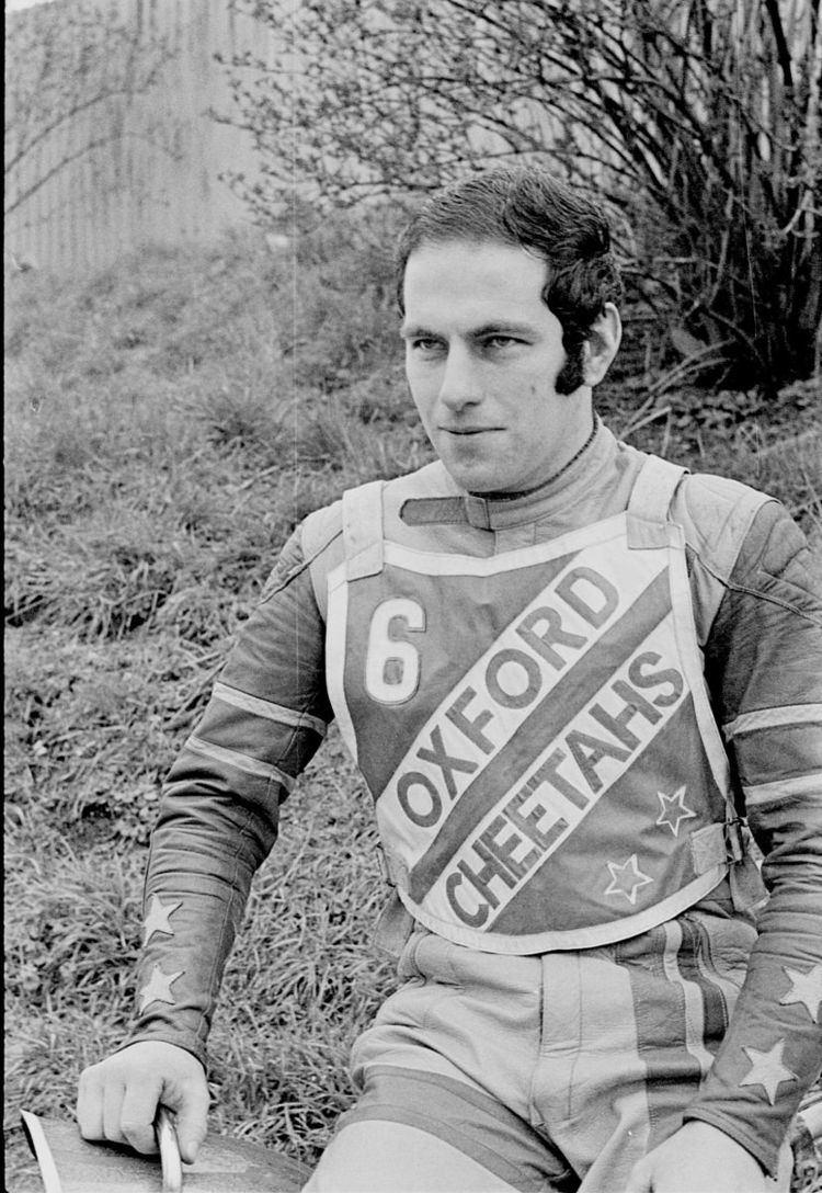 Brian Leonard (speedway rider)