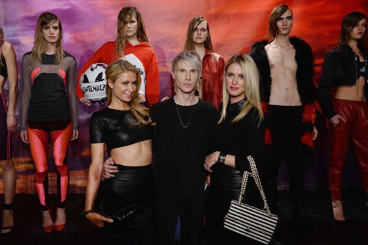 Brian Lichtenberg Paris Hilton Photos Photos Brian Lichtenberg Front Row