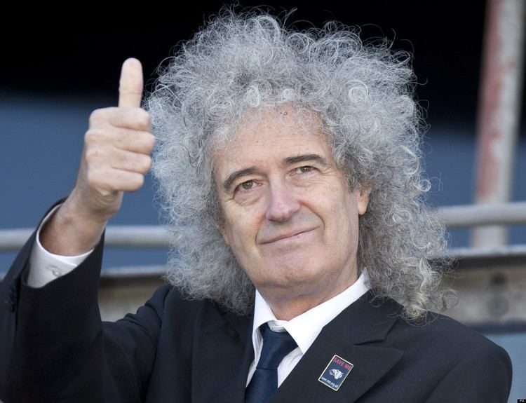 Brian May Brian May Launches eBook Celebrating 3940 Years Of Queen