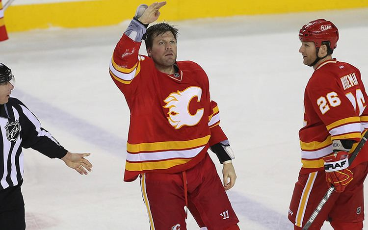 Brian McGrattan Catching Up With Brian McGrattan hockeyfightscom