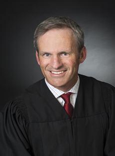 Brian Morris (judge)