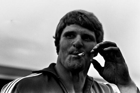 Brian Oldfield Brian Oldfield 1972 Olympic Trials Cigarettes amp Hairy