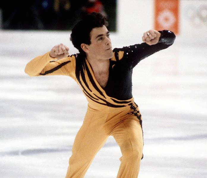 Brian Orser ARCHIVED Image Display Canadian Olympians Library