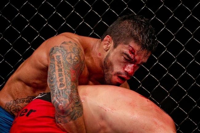 Brian Ortega UFC Fight Night 68 results Brian Ortega brutalizes Thiago