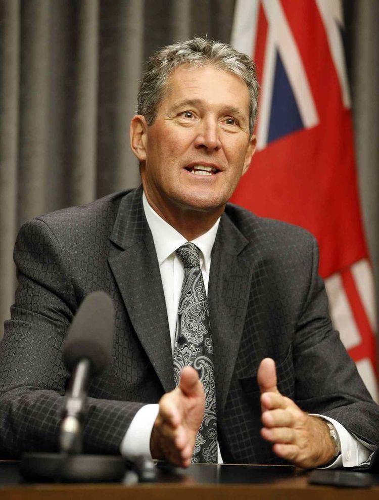 Brian Pallister Pallister39s toughest nut Winnipeg Free Press