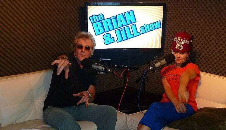 Brian Phelps ABOUT The Brian and Jill Show