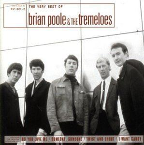 Brian Poole BRIAN amp THE TREMELOES POOLE The Very Best of Brian Poole