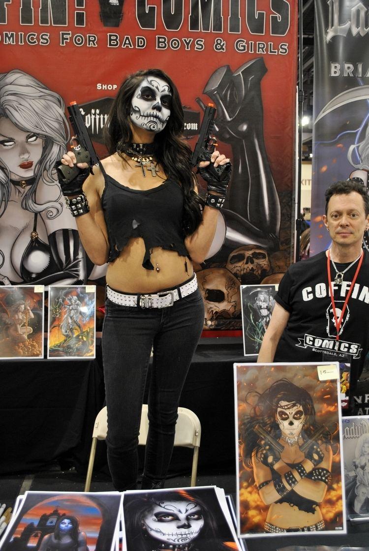 Brian Pulido Phoenix Comic Con 3913 140 David39s Musings