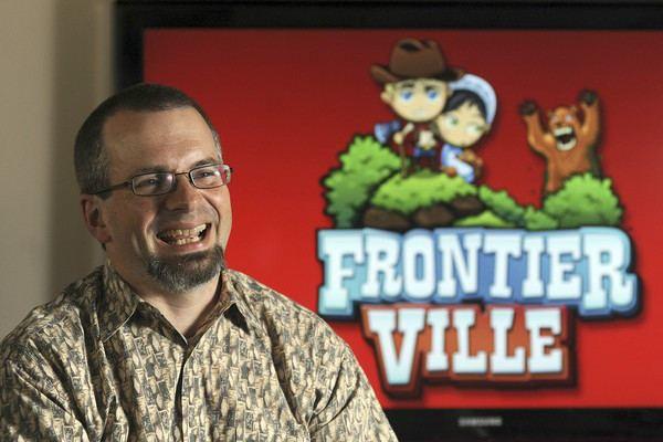 Brian Reynolds (game designer) Zynga39s Former Chief Game Designer Takes Strategic