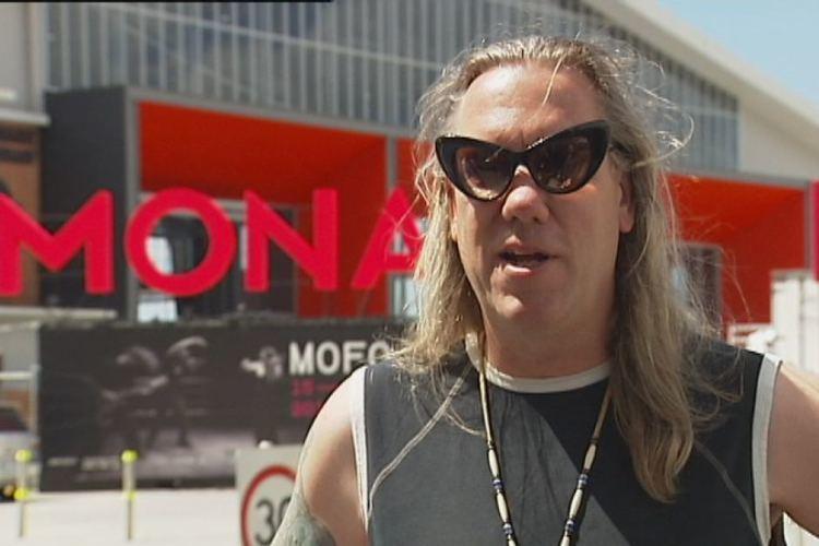 Brian Ritchie Mona Foma curator Brian Ritchie ABC News Australian