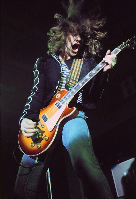 Brian Robertson Brian Robertson Thin Lizzy Pinterest Guitar Wild