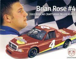Brian Rose (racing driver) wwwlegendsofnascarcomBrianRosePic2jpg