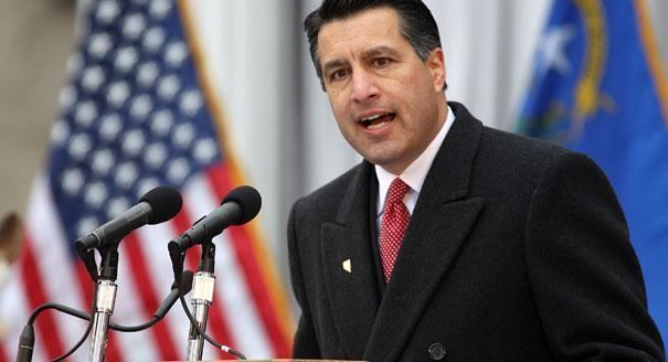 Brian Sandoval The 8 GOP governors who said yes to Medicaid expansion