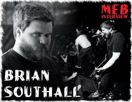 Brian Southall Interview Brian Southall of The Receiving End of Sirens