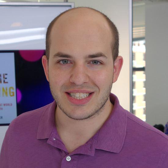 Brian Stelter Author Brian Stelter Interview Video POPSUGAR Celebrity