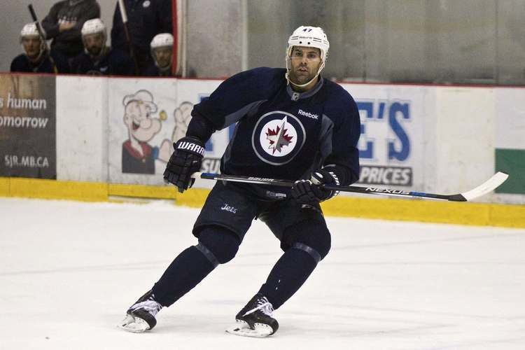 Brian Strait Brian Strait says becoming a Winnipeg Jet was destiny Winnipeg