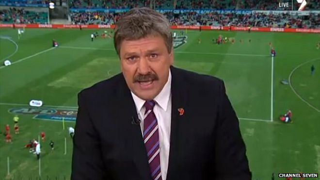 Brian Taylor (Australian footballer) Football commentator Brian Taylor apologises for gay slur