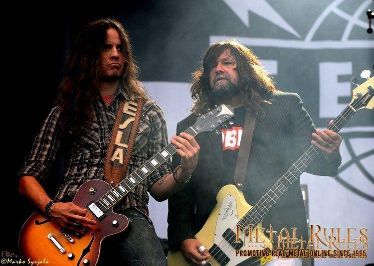 Brian Wheat MetalRulescom News Interviews Concert Reviews TESLA