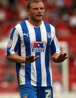 Brian Wilson (footballer, born 1983) Brian Wilson Oldham Athletic Football Club