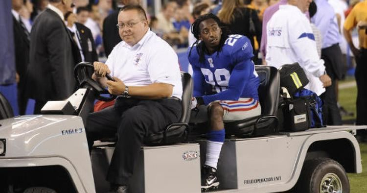 Brian Witherspoon Giants lose another Witherspoon also tears ACL NY Daily