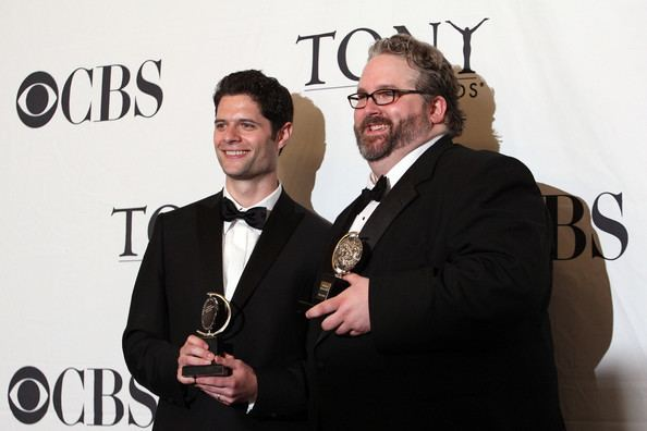 Brian Yorkey Brian Yorkey Pictures 63rd Annual Tony Awards Press