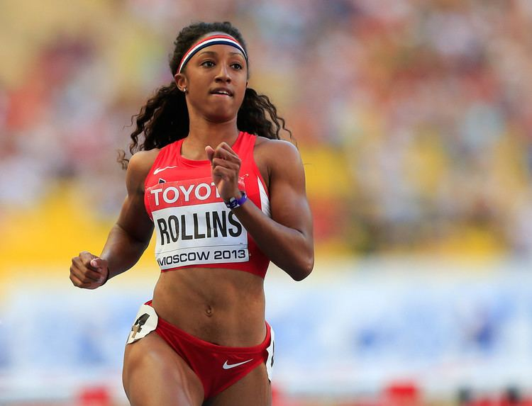 Brianna Rollins TRAIN LIKE A STAR Sanya RichardsRoss Skylar Diggins and
