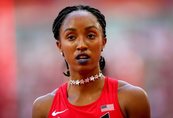 Brianna Rollins Brianna Rollins Photos 15th IAAF World Athletics