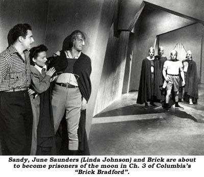 Brick Bradford (serial) Serial Report Chapter 70Brick Bradford Bela Lugosi Edwina Booth